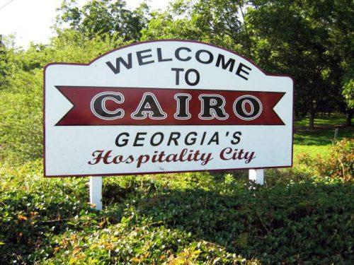 CairoHospitalitySign